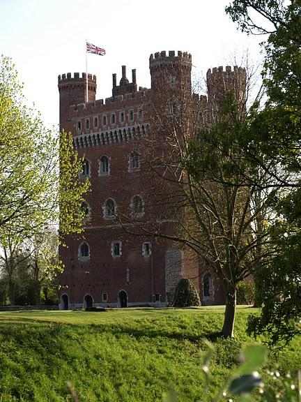 Замок Таттершел 76847