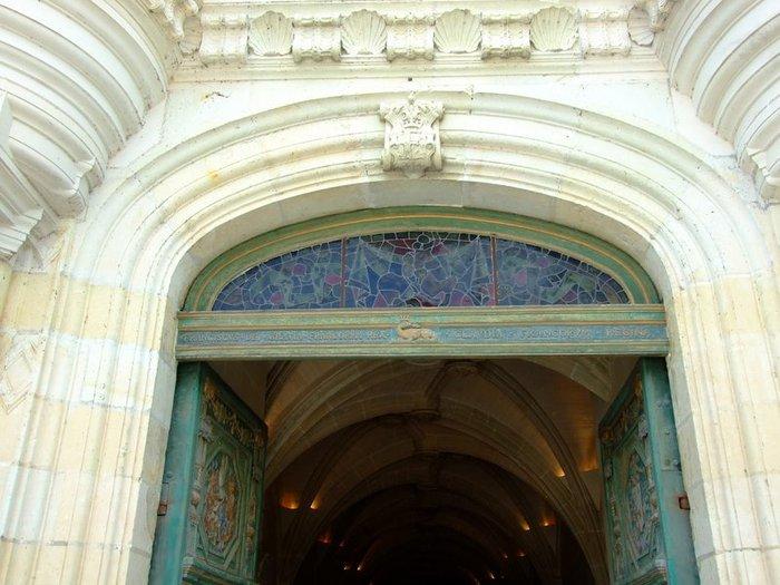 ЗАМОК ШЕНОНСО (Chateau de Chenonceau) 25311
