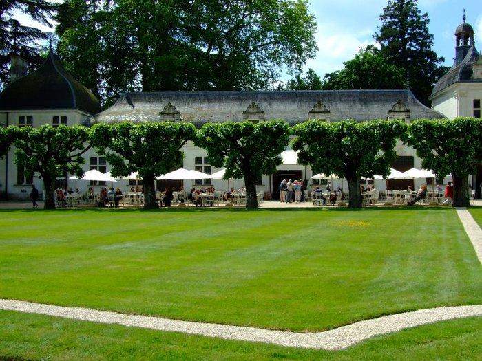 ЗАМОК ШЕНОНСО (Chateau de Chenonceau) 33708