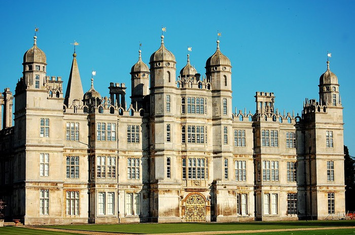 Бёргли-хаус (Burghley House) 54538