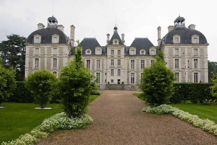 Замок Шеверни -Chateau Cheverny 20448