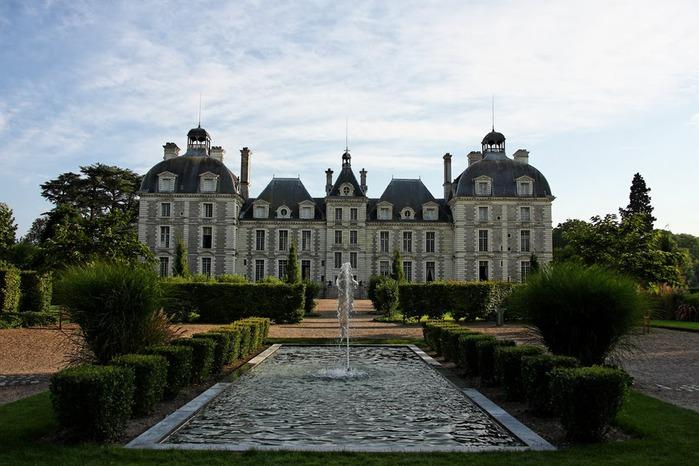 Замок Шеверни -Chateau Cheverny 42563