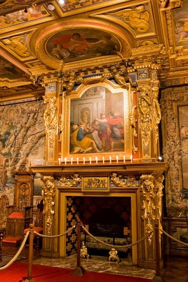 Замок Шеверни -Chateau Cheverny 64897