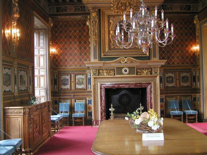 Замок Шеверни -Chateau Cheverny 48480