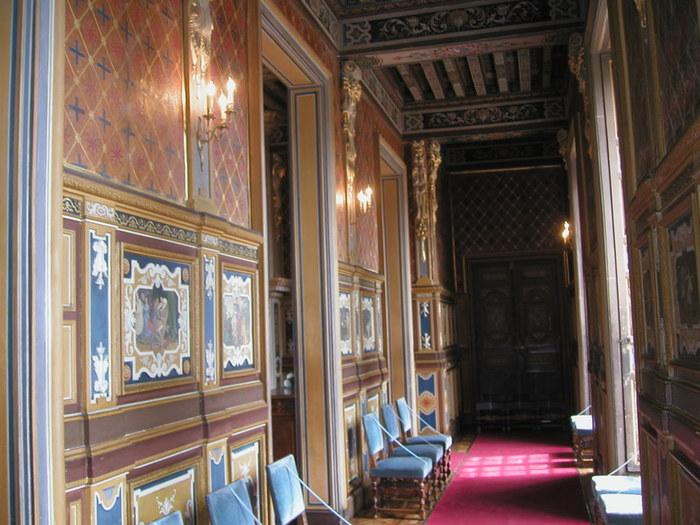 Замок Шеверни -Chateau Cheverny 21405