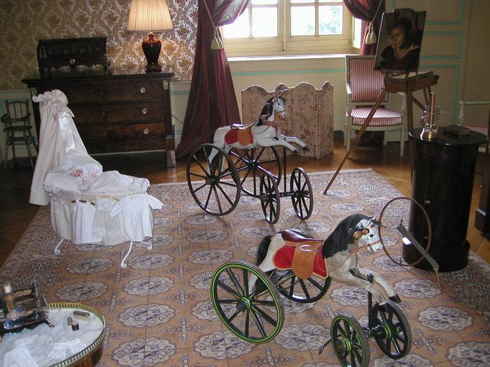 Замок Шеверни -Chateau Cheverny 58337