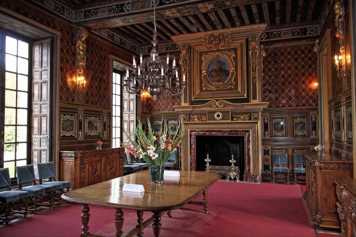 Замок Шеверни -Chateau Cheverny 74581