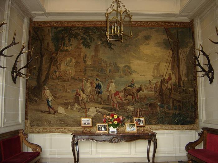Замок Шеверни -Chateau Cheverny 40499