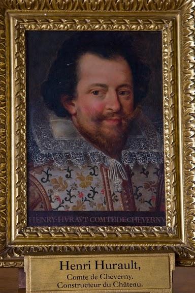 Замок Шеверни -Chateau Cheverny 58773