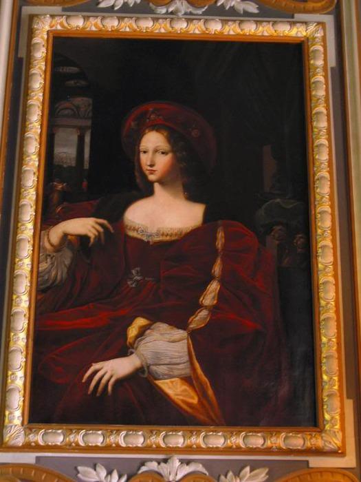 Замок Шеверни -Chateau Cheverny 84413