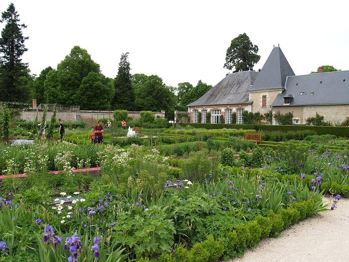 Замок Шеверни -Chateau Cheverny 80824