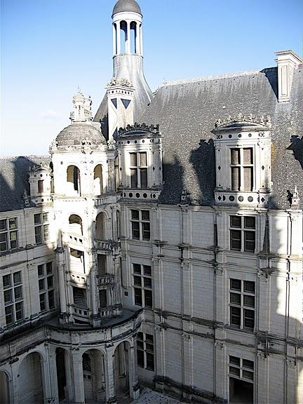 Замок Шамбор – королевский каприз 92120