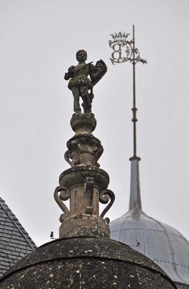 Замок Шамбор – королевский каприз 81205