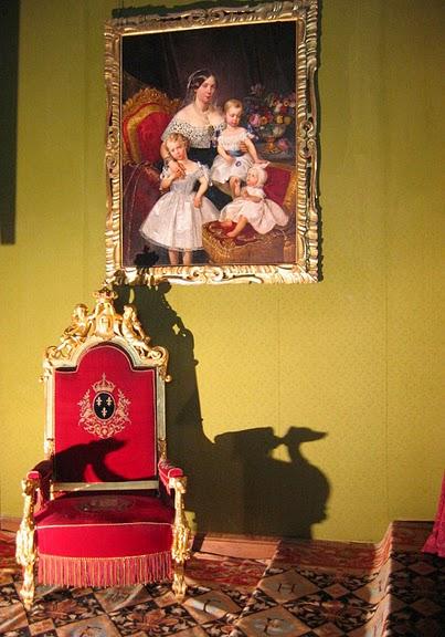 Замок Шамбор – королевский каприз 93970