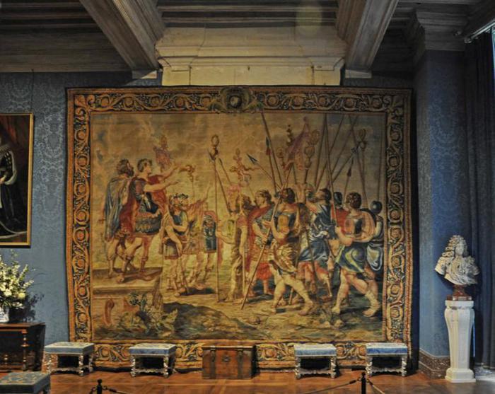 Замок Шамбор – королевский каприз 37176