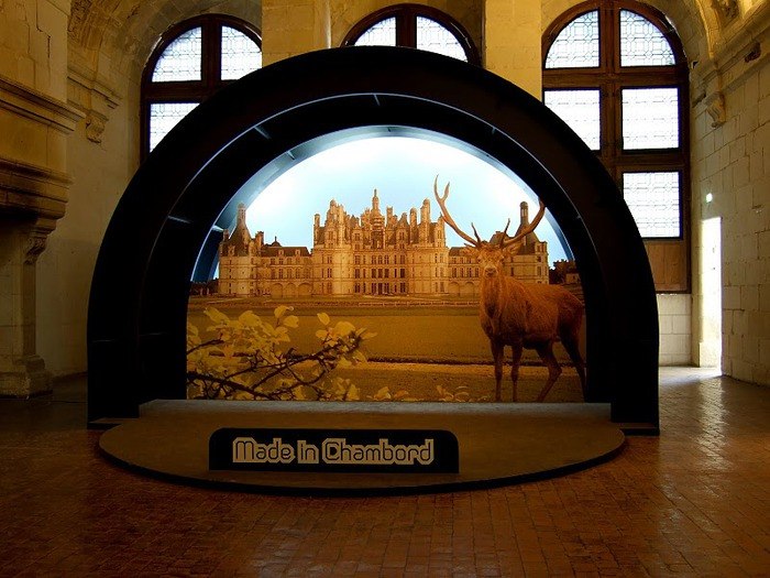 Замок Шамбор – королевский каприз 88084