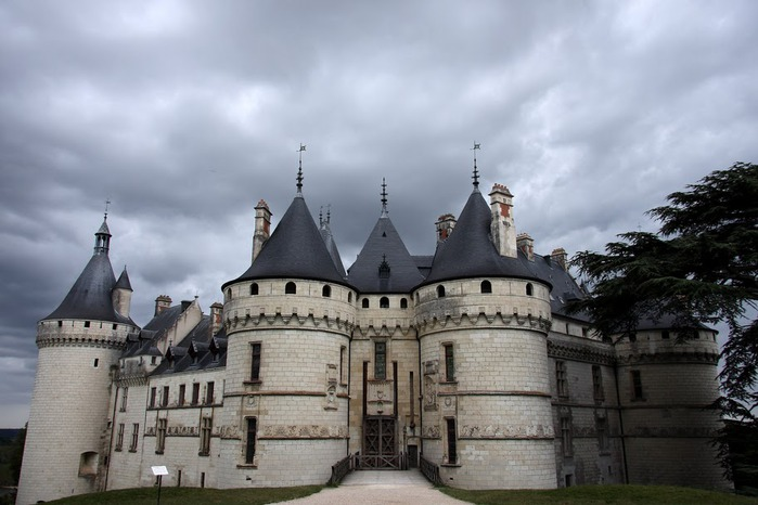 Замок Шомон 35527