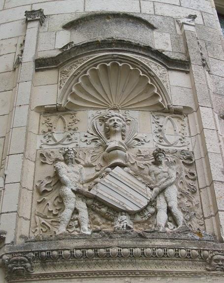 Замок Шомон 14834