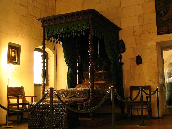 Замок Шомон 45830