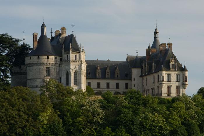 Замок Шомон 20241