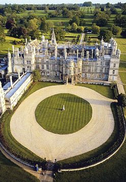 Бёргли-хаус (Burghley House) 98310