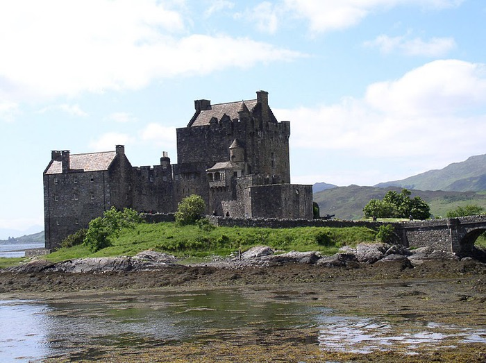 Eilean Donan Castle 76943