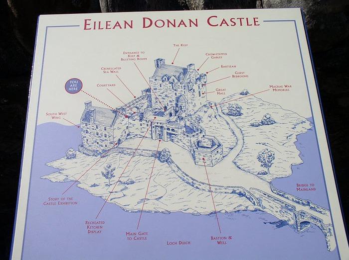 Eilean Donan Castle 76763