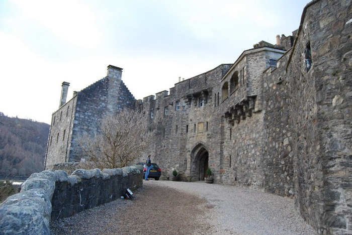 Eilean Donan Castle 31201