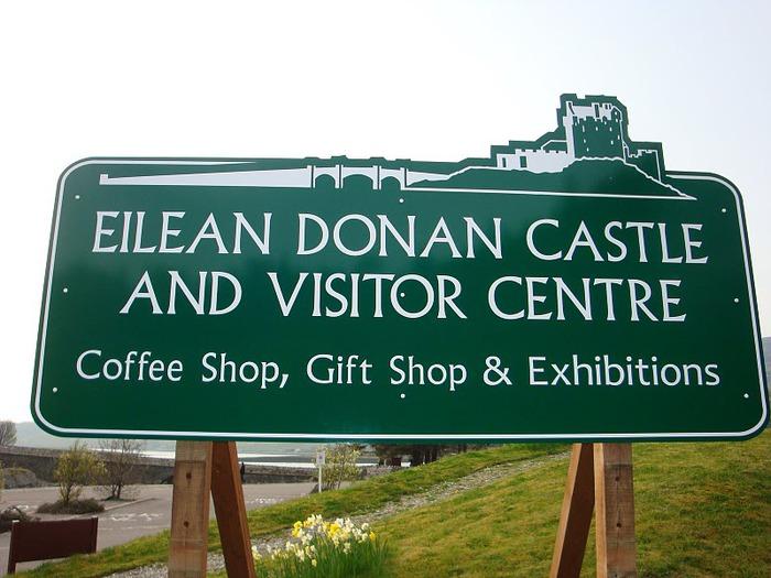 Eilean Donan Castle 40750