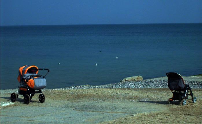 море одесса, коляски
