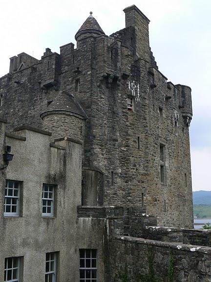 Eilean Donan Castle 80874