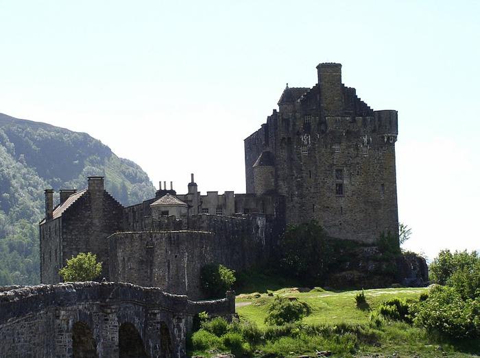 Eilean Donan Castle 31280