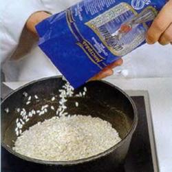 Итальянская закуска из риса - Аранчини - фото рецепт