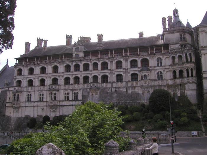 Chateau de Blois -Замок Блуа 99767