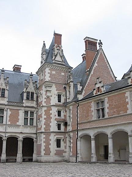 Chateau de Blois -Замок Блуа 65681