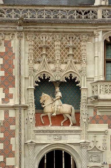Chateau de Blois -Замок Блуа 73657