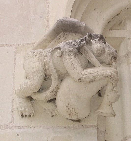 Chateau de Blois -Замок Блуа 75080