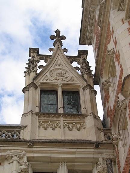 Chateau de Blois -Замок Блуа 90919