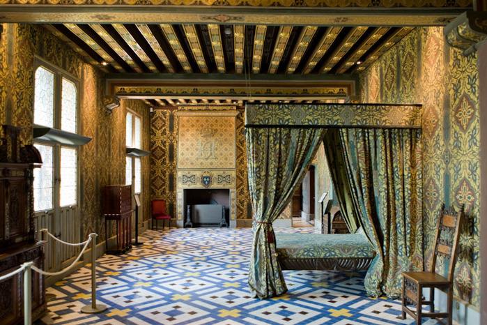 Chateau de Blois -Замок Блуа 34014