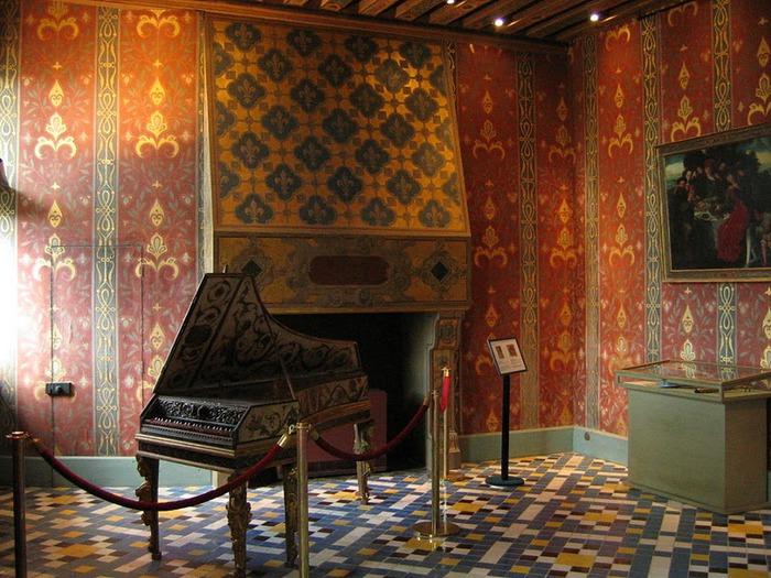 Chateau de Blois -Замок Блуа 40064