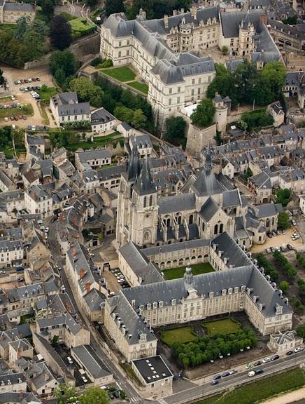 Chateau de Blois -Замок Блуа 11262