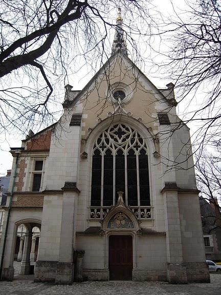 Chateau de Blois -Замок Блуа 21282
