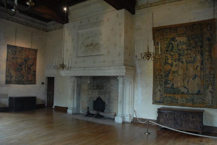 Замок Азе-ле-Ридо-Chateau D'Azay le Rideau 69054