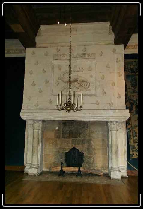 Замок Азе-ле-Ридо-Chateau D'Azay le Rideau 31334