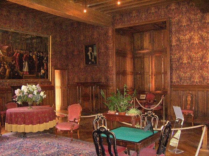 Замок Азе-ле-Ридо-Chateau D'Azay le Rideau 56543