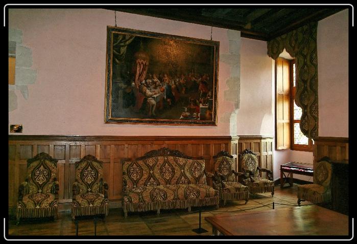Замок Азе-ле-Ридо-Chateau D'Azay le Rideau 45456