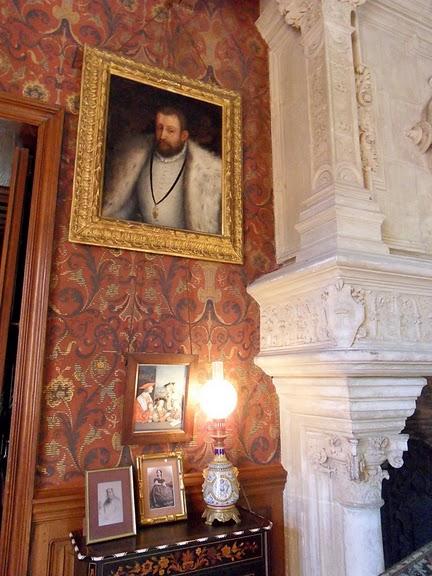 Замок Азе-ле-Ридо-Chateau D'Azay le Rideau 68581