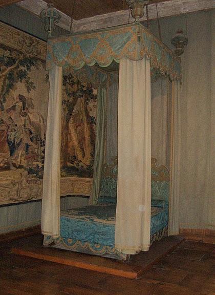 Замок Азе-ле-Ридо-Chateau D'Azay le Rideau 15938