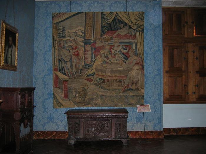 Замок Азе-ле-Ридо-Chateau D'Azay le Rideau 66342