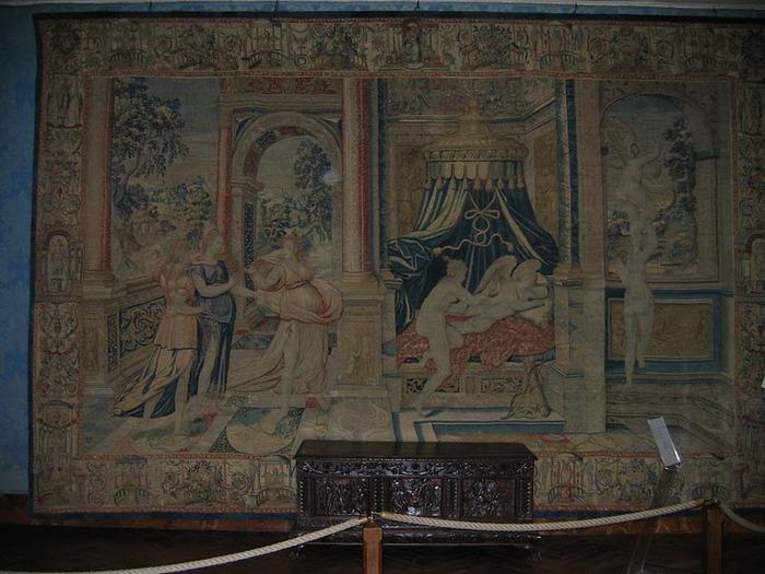 Замок Азе-ле-Ридо-Chateau D'Azay le Rideau 15663